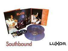 Elvis Collectors 2 LP/CD set - Southbound Luxor (Blue Edition)