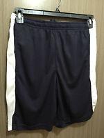 BNWT Mens Small/Ladies 14 LW Reid Navy/White Elastic Waist Mesh Sports Shorts