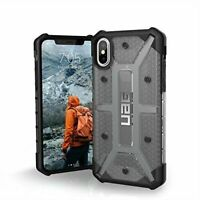 "UAG Plasma Feather-Light Series Case for Apple iPhone Xs/X 5.8"" - Ash/Black"