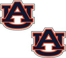 "Auburn University AU Logo 2"" 2-pack Decal"