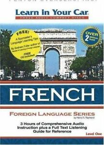 Learn in Your Car Ser.: French by Henry N. Raymond (2006, Mixed Media)