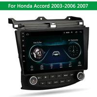 10.1'' 2G RAM Android 9.1Car Audio GPS Navigation For Honda Accord Head Unit