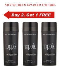 Toppik Hair Building Fibers 27.5G Hair Loss Concealer U.S SELLER ( BUY 2 GET 1 )