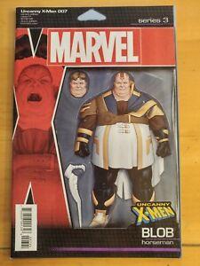 UNCANNY X-MEN #7b (2019 MARVEL Comics) ~ VF/NM Comic Book