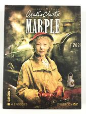 Miss marple Saison 1 Coffret DVD Agatha Christie Geraldine McEwan