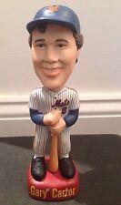 Gary Carter New York NY Mets MLB SAM Ceramic Bobblehead, Montreal Expos