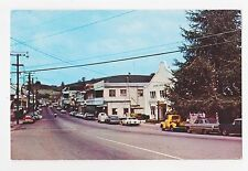 Sutter Creek,California,Main Street (Highway 49),Amador County,c.1960s
