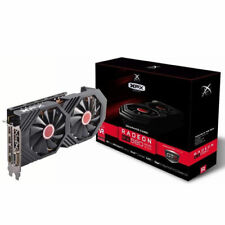 XFX Radeon RX 580 GTS XXX Edition 8GB GDDR5 PCIe - Grafikkarte HDMI, DP, DVI