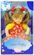 "Gotz Mini Muffin Precious Day Baby Collection 8"" Doll Girl Brunette"