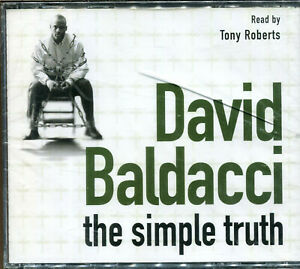 David Baldacci The Simple Truth audiobook CD NEW