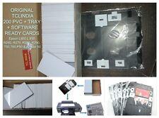 PVC ID Card Tray for Epson L800, L805, L810 & L850 Printer + US 230 HD CARDS