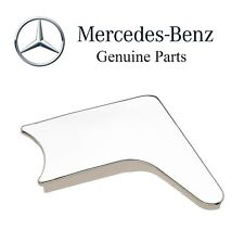 Mercedes R107 350SL 450SLC 560SL Seat Hinge Cover Right Lower Genuine 1079131428