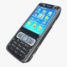 """NOKIA N73 BLACK - 3G ! 3.15 MP CAMERA ! FM ! 2.4"""" ! SINGLE SIM ! Refurbished"""