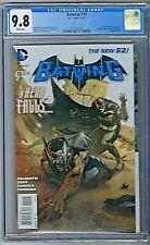 Batwing # 19 Cover A 9.8 CGC 1st Appearance Of Luke Fox