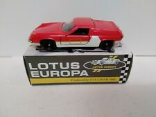 TOMICA DANDY 1/43 F12 LOTUS EUROPA SPECIAL in red ,by gulliver , mint boxed ,
