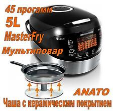 NEW! RU Multicooker REDMOND RMC-M911 5L Rice Cooker Steamer Мультиварка 220V