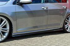 CUP Seitenschweller Schweller Sideskirts aus ABS passend für VW Golf 7 Standard