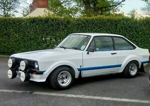 Ford Escort Mk2 Roll Cage