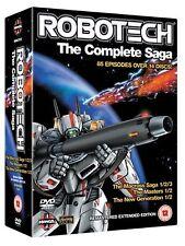 Robotech - Complete Saga Box Set DVD Brand NEW