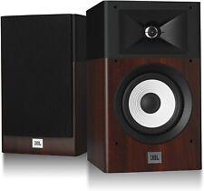 JBL STAGE JBLA130W 2-way bookshelf type speaker with rear bass reflex woofer