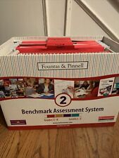 FOUNTAS & PINNELL Grades 2-6 Leveled Readers L- Z Benchmark Assessment System 2