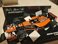 MINICHAMPS ARROWS SUPERTEC A21 PEDRO DE LA ROSA #18 F1 IN 2000 1/43 F1