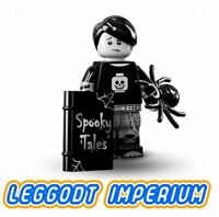 LEGO Minifigure Series 16 - Spooky Boy - minifig col165 FREE POST
