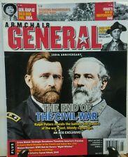 Armchair General May 2015 The End of the Civil War US Navy FREE SHIPPING sb