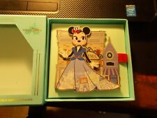 Disney MINNIE MOUSE Doll The Main Attraction PIN Limited Edition 1000