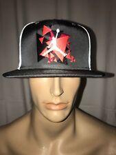 "Jordan Retro 10 ""Infrared"" Dynamic Jumpman Snapback Hat Cap"