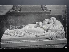 Lichfield Cathedral: Sleeping Children Old PC