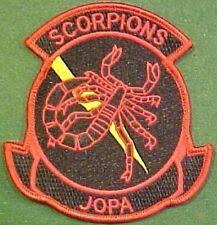 US Marine Corps Carrier Tactical Electronics Warfare Squadron VAQ-132 Scorpions