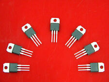 5Pcs L7815 L7815CV (LM7815 KA7815) TO-220 Voltage Regulator IC 15V 1.5A #SC302-5