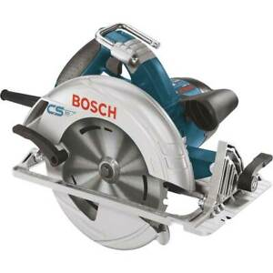 "Bosch CS10-RT 120V 7-1/4"" Adjustable Corded Depth Circular Saw - Reconditioned"