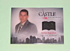 Castle Seasons 1 and 2 by Cryptozoic - Costume / Wardrobe Card M01 Esposito