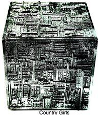 Star Trek Micro Machines Next Generation The Borg Cube Variation 2 K1