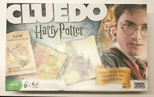 Cluedo Harry Potter Edition - Family Board Game 100% Complete - Hogwarts