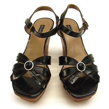 Auth Marc Jacobs Sandals Chunky Heel Ladies used J4462