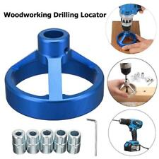 90 Degree Drill Guide Hole Puncher Opener Locator Jig Woodworking Tools