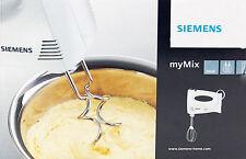 Siemens MyMix MQ95020N 300W Handmixer Handrührer Mix Gerät weiß