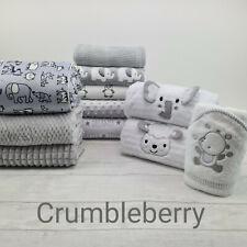 Baby Boy/Girls Plush Fleece Blanket Collection. Ideal Gift, Pram,Crib, Car Seat.