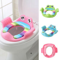 Baby Potty Training Seat with Step Stool Ladder for Child Toddler Toilet Chair