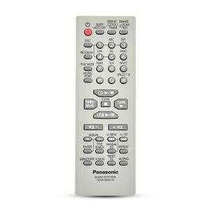 Panasonic Audio System Télécommande N2QAYB000139