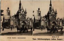 CPA PARIS (10e) Saint-Laurent. STEREO (535623)