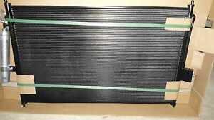 Isuzu Rodeo / DMAX 2012-2013 Ac Condenser inc Drier