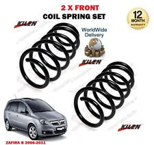 FOR VAUXHALL OPEL ZAFIRA B 2 2006--> NEW 2 x FRONT COIL SPRINGS SET