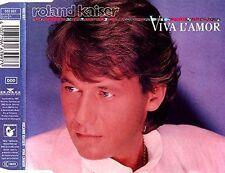 Roland Kaiser Viva l'amor (1990) [Maxi-CD]