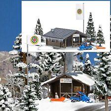 Busch 1086 Ho Service de Secours de Montagne # Neuf Emballage D'Origine #