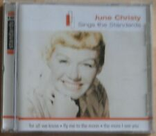June Christy - Sings the Standards (CD)