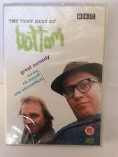 the very best of bottom bbc cert 15 NEW AND SEALED ITEM.